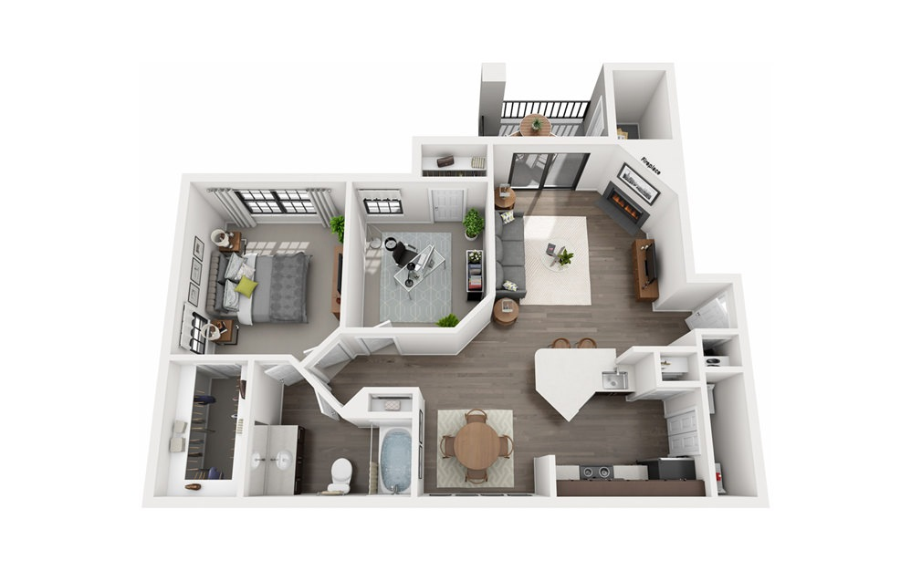 floorplan detail image A5